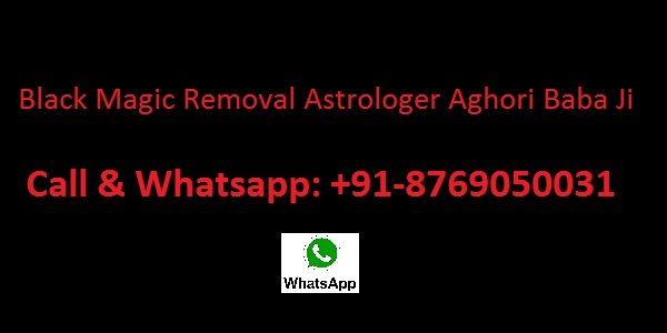 Black Magic Removal Astrologer Aghori Baba Ji in gurgaon